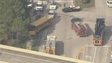 Photos: Fatal Seminole Co. school bus crash - (1/10)