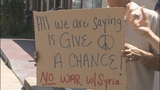 Photos: 'No War with Syria' rally in Orlando - (3/12)