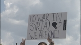 Photos: 'No War with Syria' rally in Orlando - (7/12)