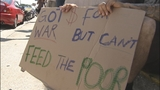 Photos: 'No War with Syria' rally in Orlando - (4/12)
