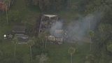 Photos: Volusia County house fire - (2/3)