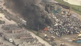 Photos: Recycling center fire - (6/11)