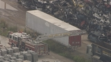 Photos: Recycling center fire - (10/11)
