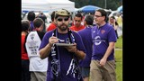 Tailgating and pre-game at Orlando City finals - (4/25)