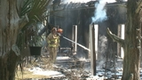 Photos: Deltona fanily loses home to fire - (6/7)