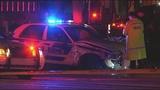 Photos: Police cruisers collide in Orlando - (4/7)