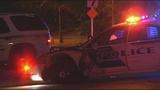 Photos: Police cruisers collide in Orlando - (1/7)