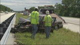 Photos: Wrong-way driver crashes into fed car - (6/11)