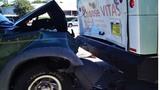 Photos: SUV crashes into Lynx bus - (1/5)