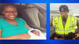 Photos: Baby delivered on I-4 in Tampa - (3/7)