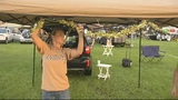 Photos: Fans tailgate ahead of UCF game - (5/6)
