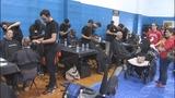 Photos: Event for homeless veterans - (4/7)