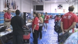 Photos: Event for homeless veterans - (2/7)