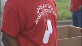 Photos: Event for homeless veterans - (1/7)