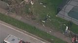 Photos: Car slams through house fence - (9/15)