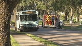 Photos: Lynx bus crash in Orlando - (8/10)