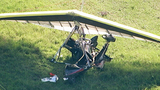 Photos: Powered hang glider crash - (5/8)