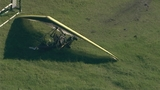 Photos: Powered hang glider crash - (8/8)