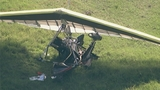 Photos: Powered hang glider crash - (4/8)