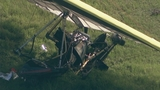 Photos: Powered hang glider crash - (6/8)