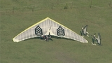 Photos: Powered hang glider crash - (3/8)