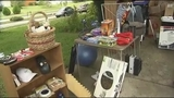 Photos: Family holds garage sale due to gov. shutdown - (2/7)
