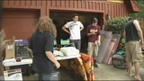 Photos: Family holds garage sale due to gov. shutdown - (1/7)
