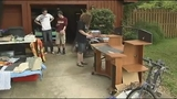Photos: Family holds garage sale due to gov. shutdown - (7/7)