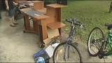Photos: Family holds garage sale due to gov. shutdown - (6/7)