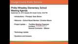 Photos: Renderings of new Wheatley Elementary School - (8/19)