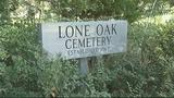 Photos: Lone Oak Cemetery in Leesburg - (12/12)