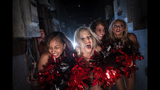 Bucs Cheerleaders at Howl-O-Scream - (7/9)