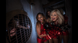 Bucs Cheerleaders at Howl-O-Scream - (6/9)