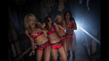 Bucs Cheerleaders at Howl-O-Scream - (3/9)