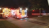 Photos: 1 hospitalized in mobile home fire - (4/8)