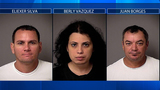 Photos: 3 arrested in Osceola growhouse bust - (1/7)