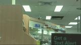 Photos: Pharmacy burglar falls through… - (1/10)