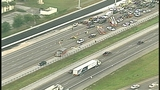 Photos: Fatal crash closes I-4 at Osceola Parkway - (8/8)