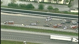 Photos: Fatal crash closes I-4 at Osceola Parkway - (6/8)