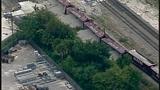Photos: Train derails in Sanford - (6/7)