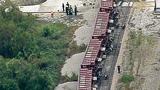 Photos: Train derails in Sanford - (5/7)