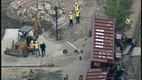 Photos: Train derails in Sanford - (3/7)