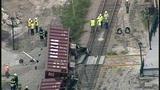 Photos: Train derails in Sanford - (7/7)