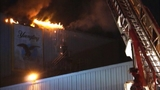 Photos: Fire damages Yuengling brewery - (5/7)