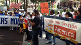 Photos: Immigration reform march in Orlando - (9/25)