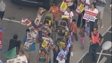 Photos: Immigration reform march in Orlando - (16/25)