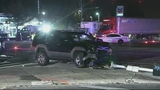 Photos: Deputy-involved crash on S. Orange Ave. - (6/9)