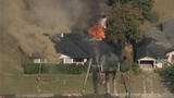 Photos: House fire rocks DeLand home - (2/6)