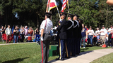 Photo: Fla. National Cemetery Veterans Day - (3/4)