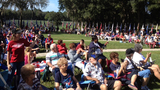 Photo: Fla. National Cemetery Veterans Day - (4/4)